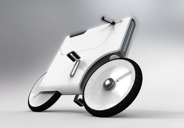Electric Bike Concept