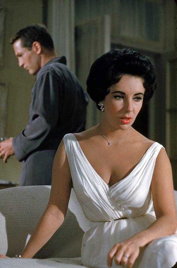 Elizabeth Taylor - A great actor
