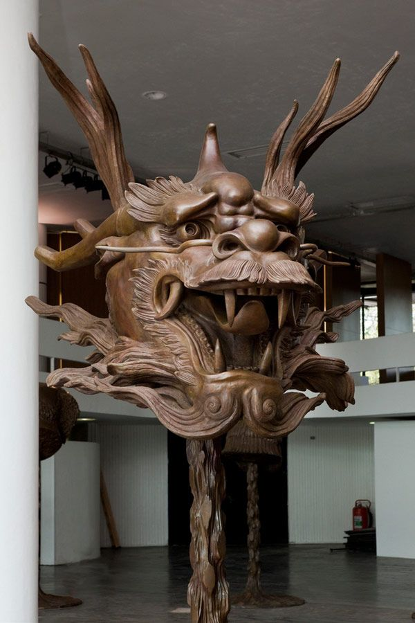 Exhibition Circle of Animals artist Ai Weiwei