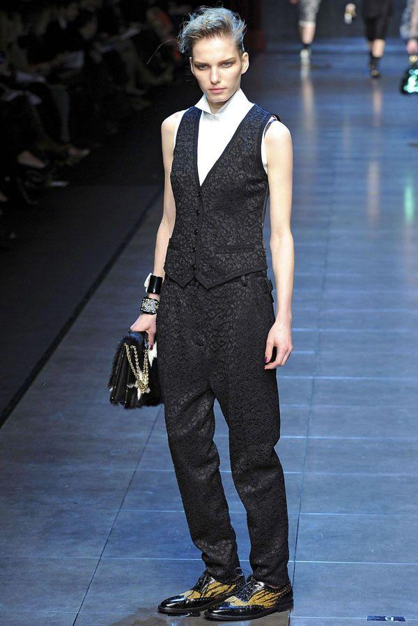 Fashion Dolce and Gabbana Milan