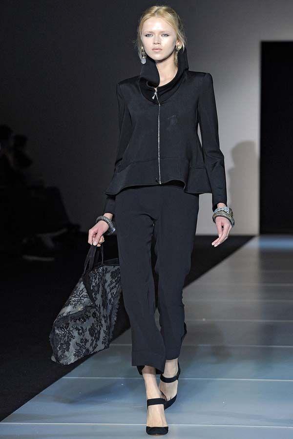 Fashion Giorgio Armani Milan