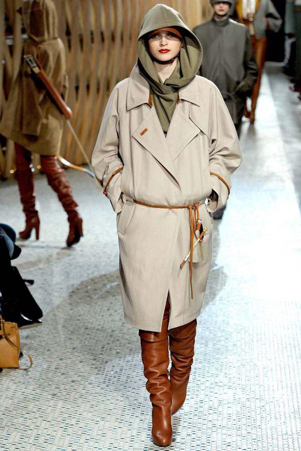 Fashion Hermès in Paris