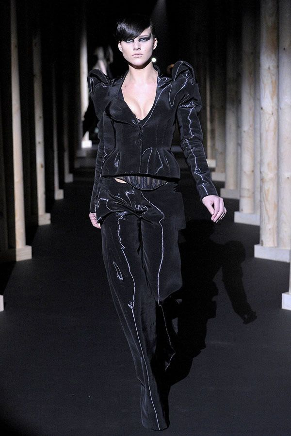 Fashion Thierry Mugler Paris