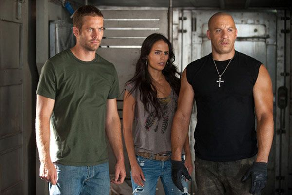 Fast and the Furious 5