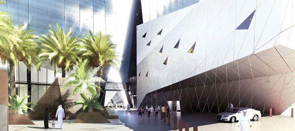 Gem - A jewel of a building in Riyadh