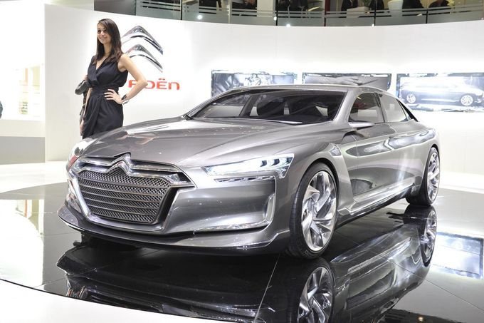 Geneva Motor Show 2011 - Citroen Metropolis