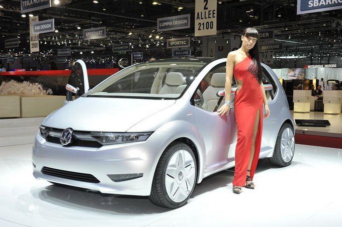Geneva Motor Show 2011 - Volkswagen Giugiaro Go