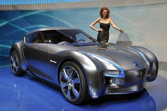 Geneva Motor Show 2011 - Nissan Esflow