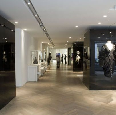 Givenchy Boutique by Jamie Fobert
