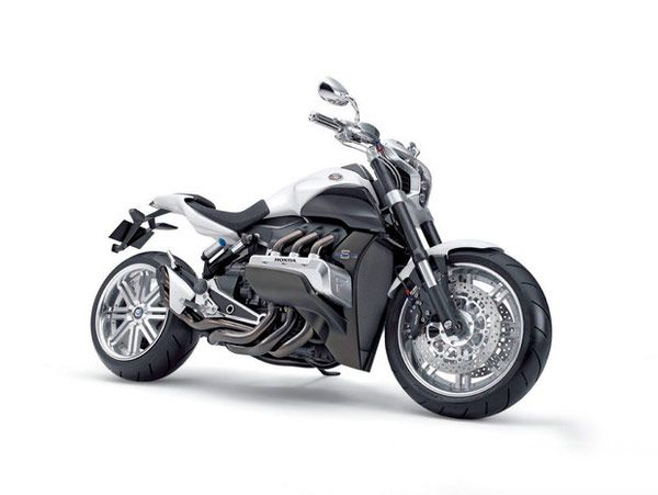 Honda EVO6 Concept Μηχανής