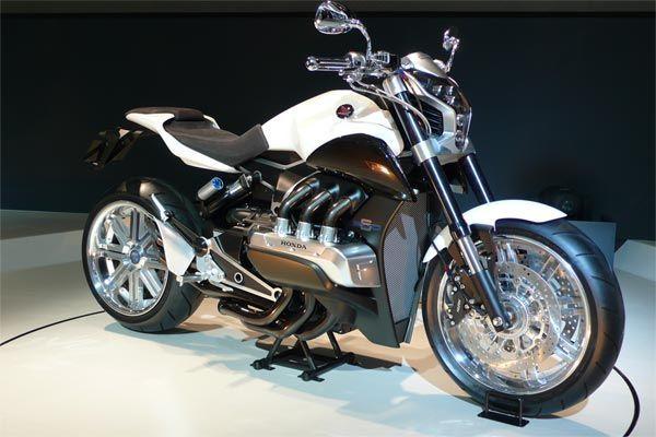 Honda EVO6 Concept Bike