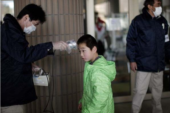 Japan urged to expand nuclear  evacuation zone