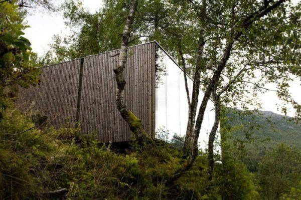 Juvet Landscape Ξενοδοχείο στη Νορβηγία