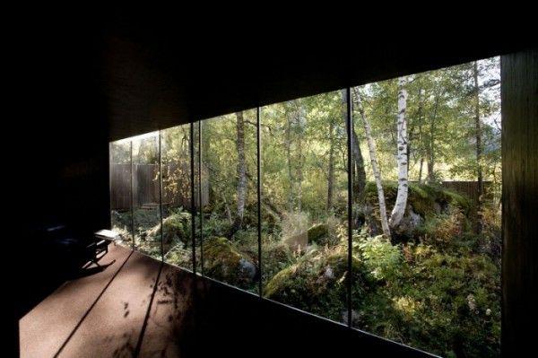 Juvet Landscape Hotel in Norway