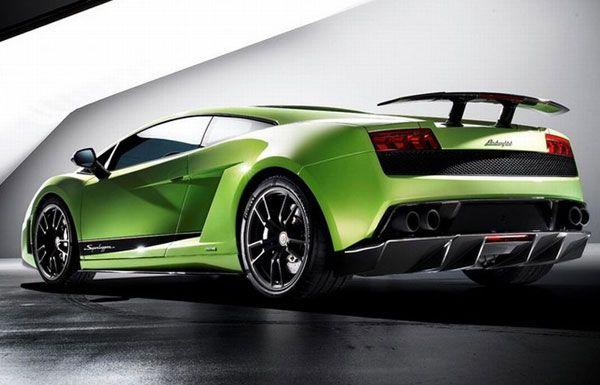 Lamborghini Lambo LP 570-4