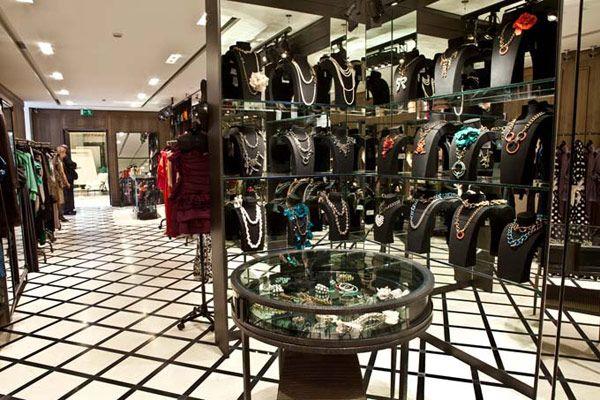 Lanvin Store in Milan