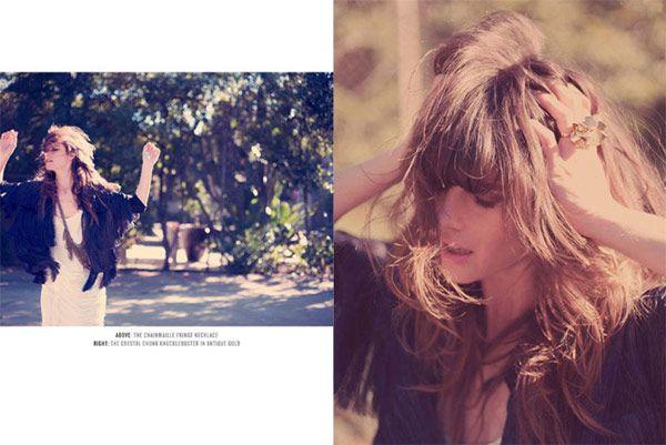 Lukbuk συλλογή Luv Aj για την Άνοιξη του 2011
