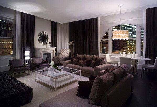 Luxury hotel  Ames in Boston