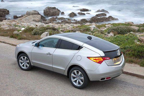 New Acura ZDX