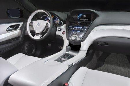 New Acura ZDX - Σαλόνι Αυτοκινήτου
