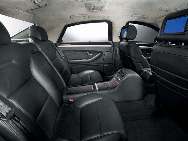 New Audi A8L Security - Σαλόνι Αυτοκινήτου