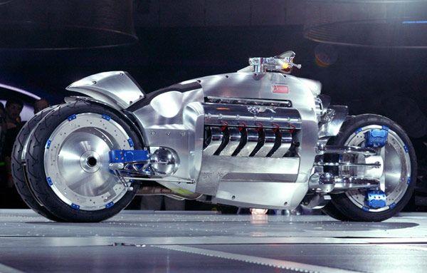 New Dodge Tomahawk Bike