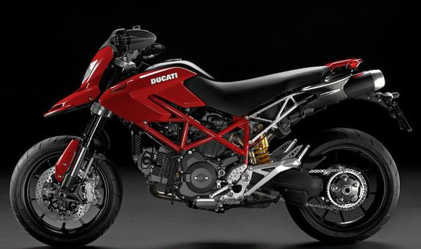 New Ducati Hypermotard
