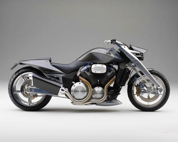 New Honda Concept 1