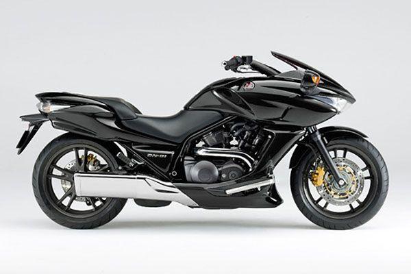 New Honda DN-01