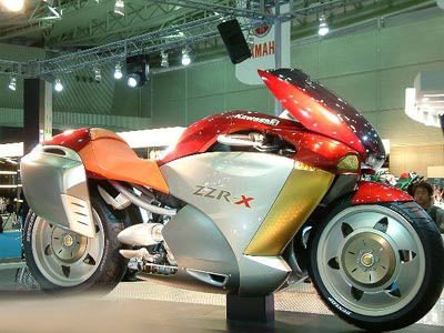 Concept Kawasaki ZZR-X