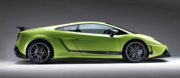 New Lamborghini Lambo LP 570-4