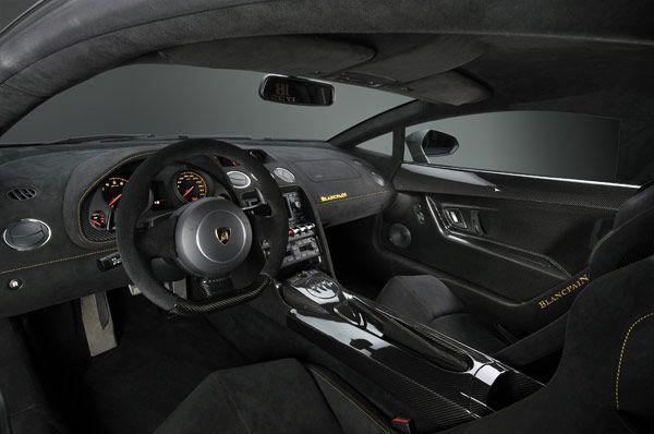 New Lamborghini Lambo LP 570-4 - Σαλόνι Αυτοκινήτου