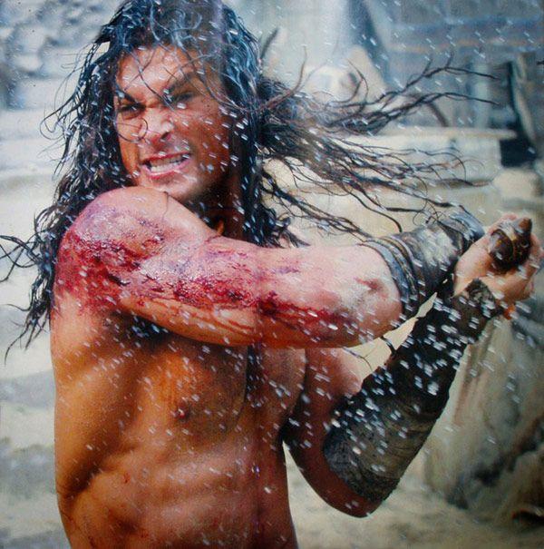 New Movie Conan the Barbarian