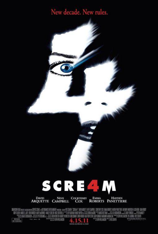 New Movie Scream 4