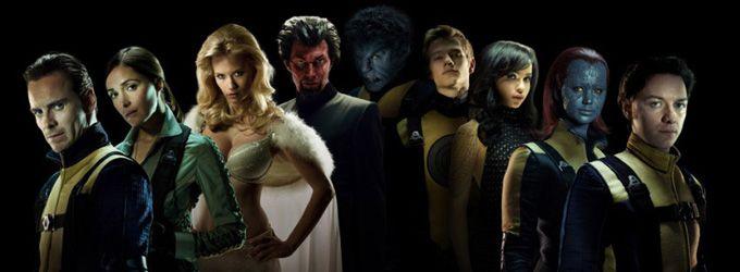 New Movie X-Men: First Class