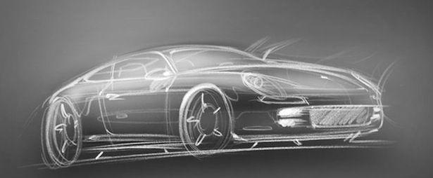 New Porsche 928 2013