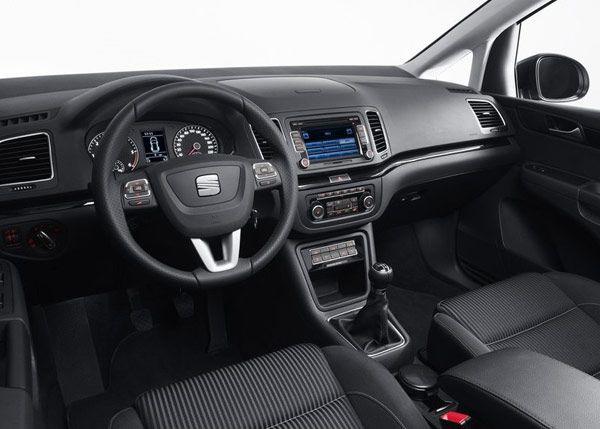 New Seat Alhambra - Εσωτερικό Αυτοκινήτου