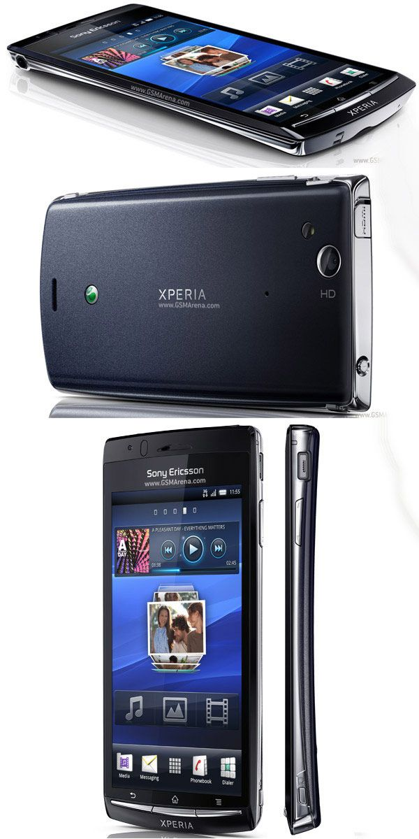 New Sony Ericsson Xperia ARC