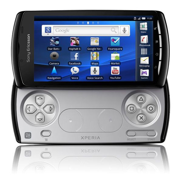 New Sony Ericsson Xperia Play 2011
