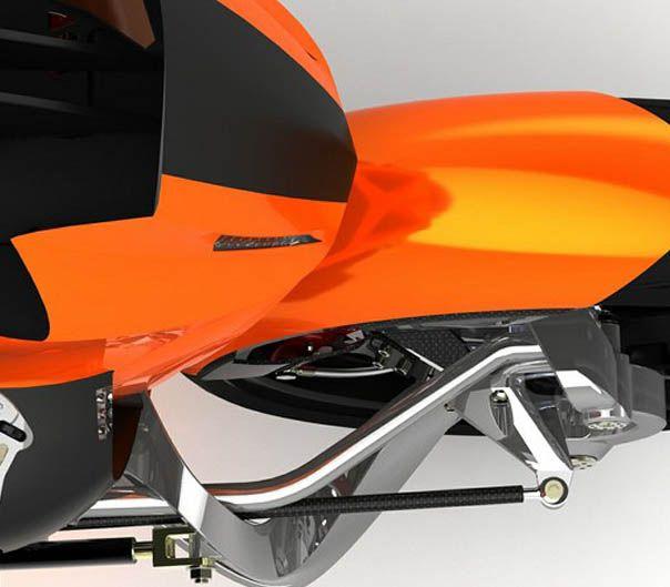 New Subaru KickBoxer Concept