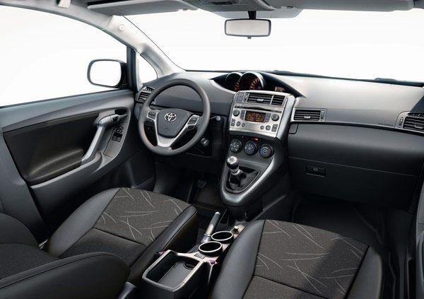 New TOYOTA Verso-S 2011 - Εαωτερικό Αυτοκινήτου