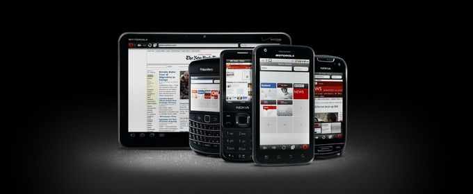 New versions of Opera Mini 6 and Opera Mobile 11