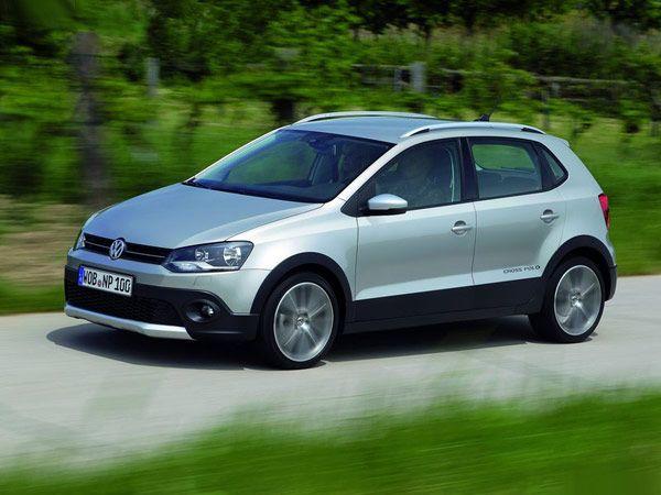 New Volkswagen CrossPolo 2011