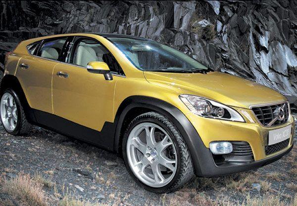 New Volvo XC30