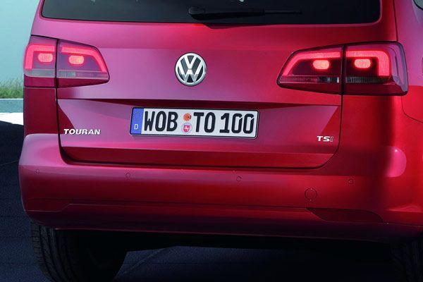 New VW Polo MPV 2011
