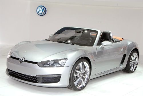 New VW Roadster 2011