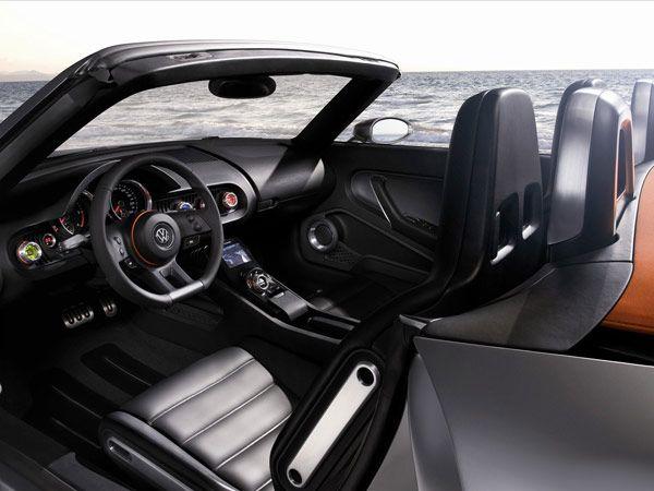 New VW Roadster 2011 - Σαλόνι Αυτοκινήτου