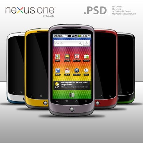 Nexus One from Google