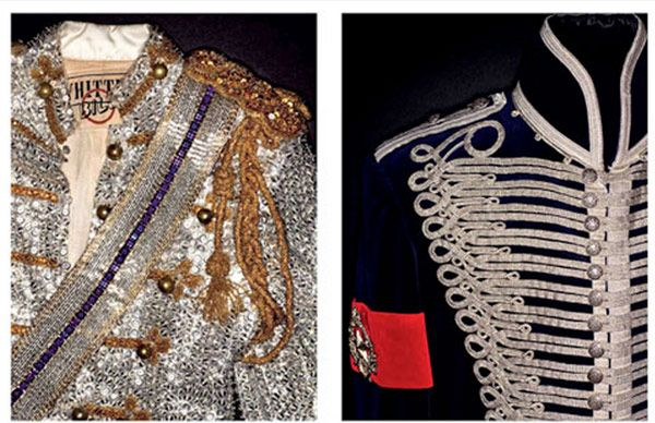 Personal belongings of Michael Jackson