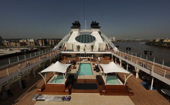 Seabourn Sojourn Cruise